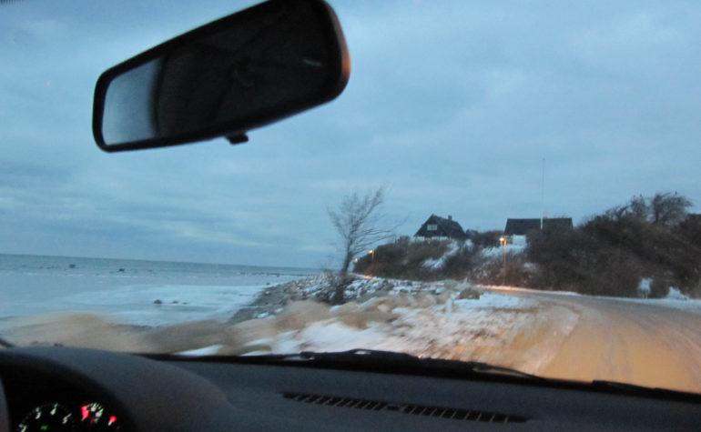 Мой шведский дневник: Поездка в Höganäs