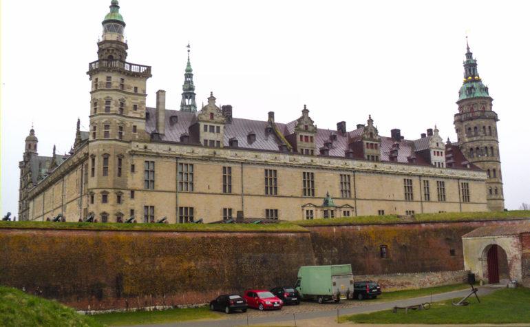 Кронборг — замок шекспировского Гамлета